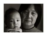 Hayden with Grandma