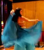2007_03_16 El Toro Dancers Yazmin Molina and Gaby Hazala