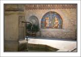 Fountain & Window