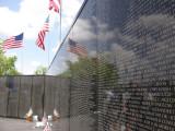 Vietnam Memorial  Replica