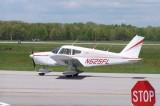A Piper PA 28-140