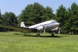 DC 3, the WWII workhorse.