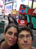 Julie Lemberger and Chris Saganich/Times Square