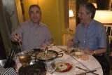 Alastair Firkin & Luis Ripoll (photo by Helen Firkin)