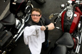 Dykes on Bikes™ overnight ride to Santa Cruz for their Pride Parade -  June 2 - 3 , 2007