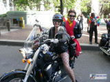 San Francisco Pride Parade - June 24, 2007 (Dykes on Bikes)