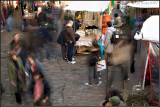 Movement at the Market