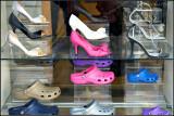 Fashionable Footwear...