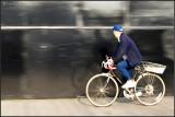 riding along