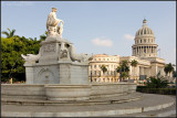 Capitol and Statue