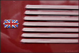 Flag and Grille