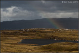 Rainbow, Mountains and Loch