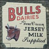 Creamy Bulls Milk......
