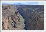 Rio Grande Gorge (looking north)