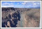 Rio Grande Gorge (looking south)