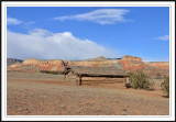Cabin in Ghost Ranch