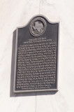 Dallas County Criminal Courts Building Historical Plaque