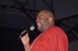 Ruben Studdard singing in Dallas