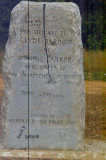 State Marker of where Bonnie and Clyde were Ambushed by Texas Rangers and Local Police