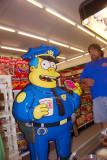 Police Chief Wiggums