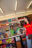 Kwik-E-Mart Staff- How May I Help You?