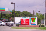 KwiK E Mart Fuel Prices