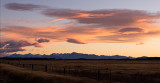 First Light over the MacKenzie Country