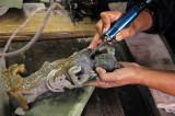 Manufacturing of Jade Buddha