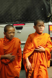 Young novices in Mai Sai