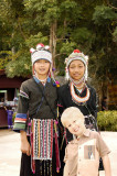Two kids from an Ethnic Tribe