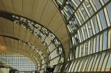Architecture at Bangkok Airport