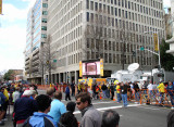 Big Screen on L Street.  My Buildg is the 2nd one.