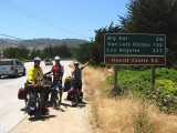 Capitola to Kirk Creek Campground