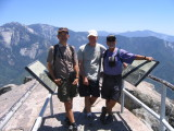 Los Osos to Sequoia National Park