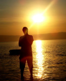 Shadow of the Hope.......Dead Sea