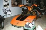 Mercedes-Benz C111 Experlmental Car-1970