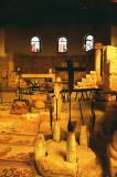 Mount  Nebo Church altar