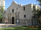 Gypsies visit the Alamo