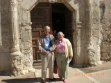 Andy and Rita Barada