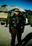 John MacDonald at Haguri-ri...December 1950
