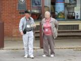 George and Joan Phillips in Gruene
