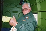 Remove the tail wheel lock and chocks, kick the tires, and call the tower.......M/Sgt Joe Smith is ready for takeoff.