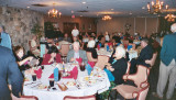 San Antonio banquet at Ft. Sam Houston Officer's Club