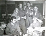 New Years Eve 1952-53 at K-16
