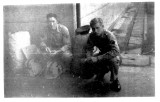 Bill Chilcoat and Ralph Cinkus