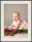 Josie's First Year Baby Photos