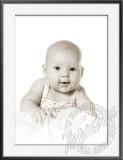 Sophia 4 Month Studio Portraits