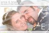 Erica & Bryan's Downtown Autumn Wedding
