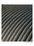 Steel cable (abstract)