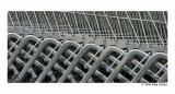 Parked shopping trolleys(abstract)